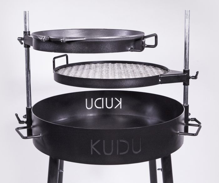 Kudu Multi-leveled Grill