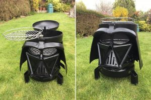 5 Star Wars-inspired BBQ grills