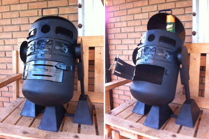 5 Star Wars-inspired BBQ grills