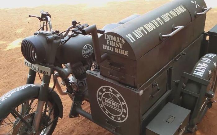 BBQ Ride India-5