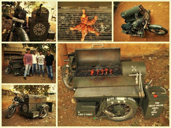 BBQ Ride India