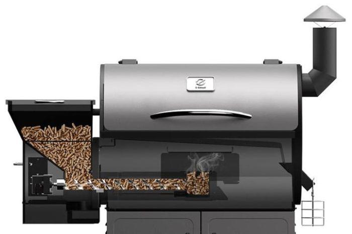 Elite 900 Wood Pellet Grill