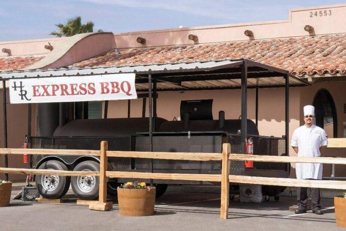 Harris Ranch Inn & Restaurant debuts Express BBQ for travelers