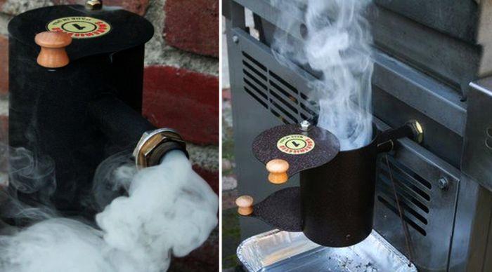 Smokemeister BBQ Smoker Grill Converter