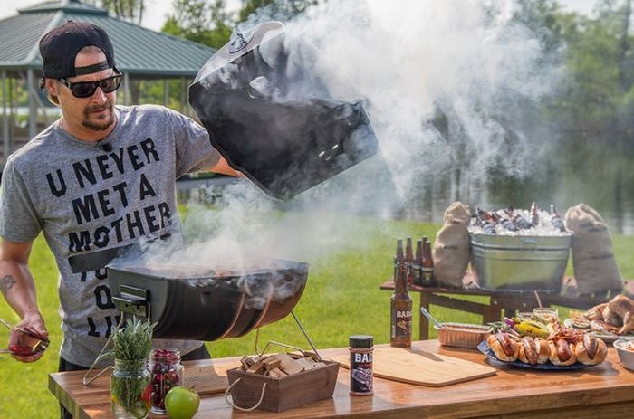 american badass grill