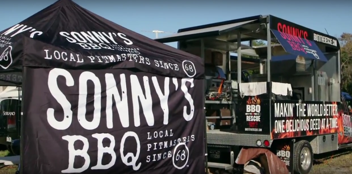 sonny's bbq showdown