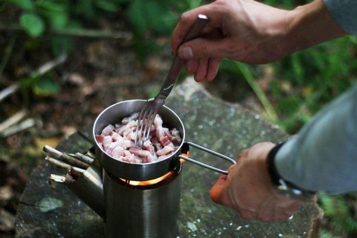 Kombuis Portable Camping Stove