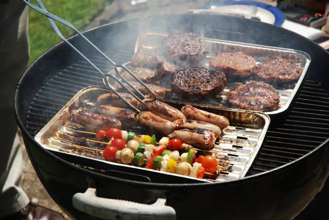 Gas Grill Or Charcoal Grill