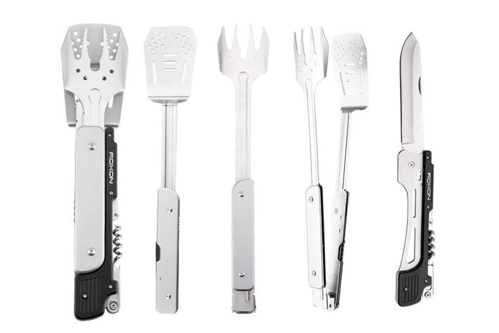 Roxon's MBT3 six-in-one multi-tool kit