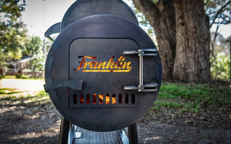 Franklin Barbecue Pits