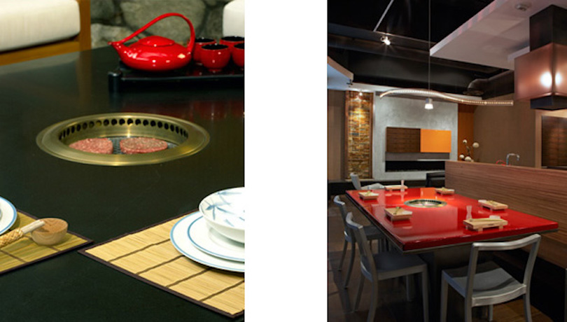 Tepanyaki Grill Table_1