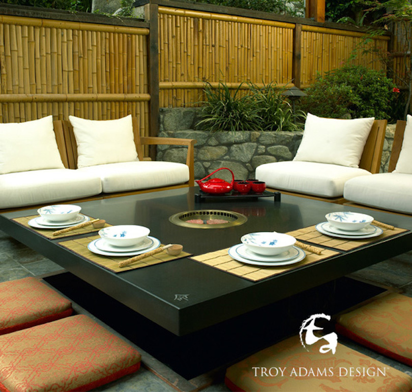 Tepanyaki Grill Table_2