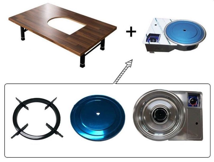 BBQ Grill Table_1